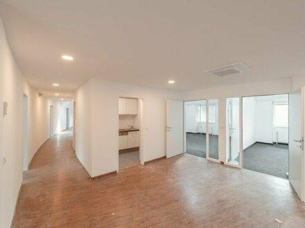 ++NEU** Sanierte Büroräumlichkeit (ca. 280m²), tolle Raumaufteilung, viele Nutzungsmöglichkeiten!!