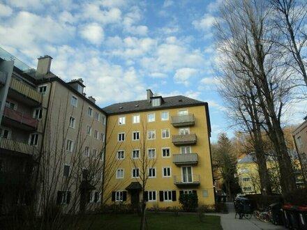 Schöne 3-Zimmer-Wohnung mit Balkon in Riedenburg