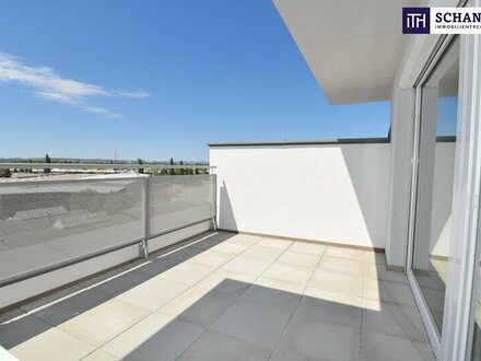 """""""DER MARKHOF"""" - ist beneidenswert! Drei Zimmer - Zwei Terrassen und eine einzigartige Qualität. Provisionsfrei!"""