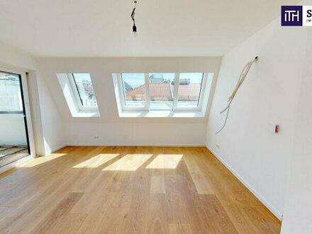 WOW! Ihre Wohnungssuche endet hier - High Five in Margareten! Bestausstattung + Traumhafte Terrasse + Ideale Raumaufteilung!