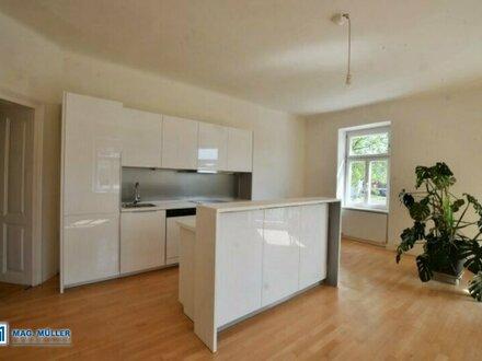 Stil & Flair am Salzachkai! Individuelle 3-ZI-Wohnung in Ceconi Stadthaus