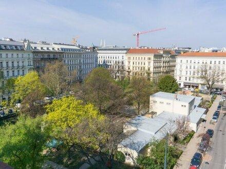 Sanierungsbedürftige Wohnung am Rudolfsplatz! 65 m2 Wohnung im 7. Stock mit Blick auf den Rudolfsplatz zu verkaufen!
