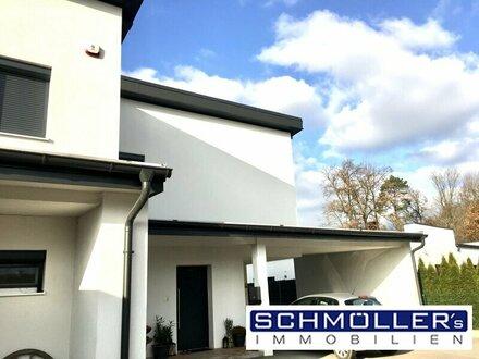 Großzügige Doppelhaushälfte in Ruhelage