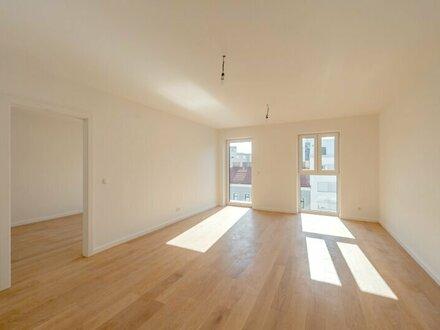 ++NEU** Hochwertiger 2-Zimmer NEUBAU-ERSTBEZUG mit 6m² Balkon! optimal für ANLEGER oder Pärchen!