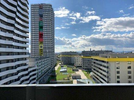 Wohnen im CITY GATE!! 78m2 Wohnung+ 15m2 Westbalkon! 9.OG
