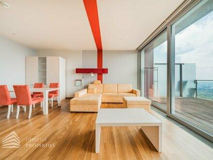 Charmante 1-Zimmer Wohnung mit Terrasse, Nähe Kahlenberg