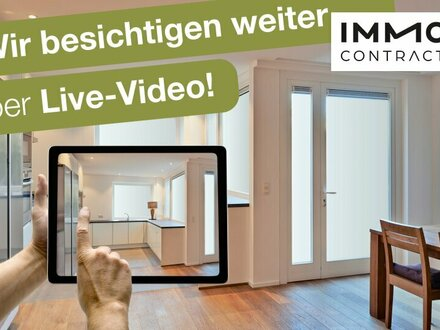 ** BESICHTIGEN SIE JETZT PER VIDEO-LIVE-STREAMING! ** Extravagante 3-Zimmer-Dachgeschosswohnung am Stadtplatz 65 - Top 410