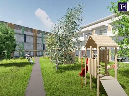 Entzückend 57m² Neubauwohnung im Süden von Graz- verfügbar mit Eigengarten oder Balkon! Provisionsfreier WOHNTRAUM!