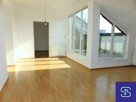 Unbefristete 62m² DG-Wohnung mit Terrasse - 1200 Wien