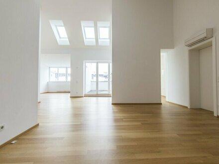 Traumhafte DG-Wohnung mit Terrasse in 1050 Wien zu vermieten!