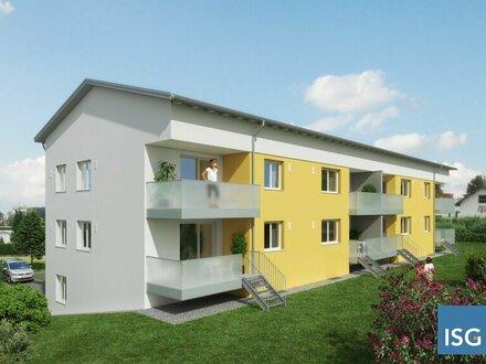 Neubauprojekt in Geretsberg, Dreizimmer-Eigentumswohnung Top 8
