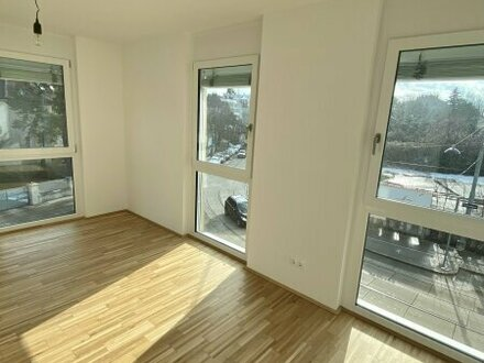 Cityliving in smarter, heller 3-Zimmer Wohnung mit Loggia