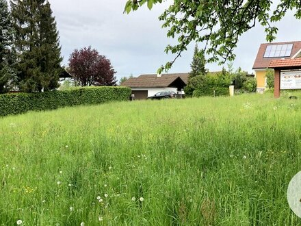 Wunderschönes ebenes Baugrundstück in Kronberg
