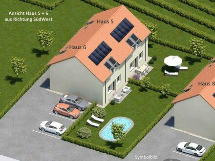 "Gelegenheit: Ziegelmassiv, Dichtbetonkeller, großer Garten (Haus 6 ""zum Rebstock"")"