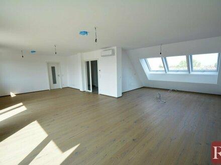 Penthouse in Toplage Aspern Provisionsfreier Erstbezug