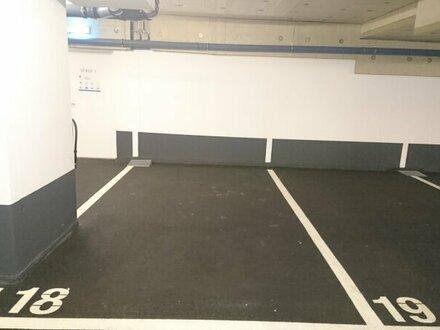 Bequem parken mit EHL in der Beheimgasse