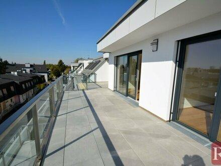 Südseitiger Terrassentraum 4 Zimmer in Grünruhelage Strebersdorf 0% PROVISION