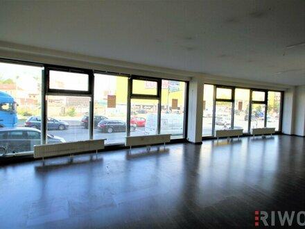 Geschäftslokal an stark befahrener Altmannsdorfer Straße - 2,5 Räume - unbefristeter Mietvertrag!