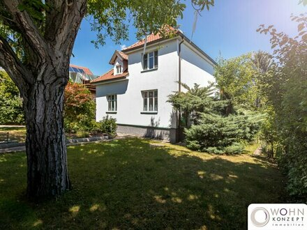Einfamilienhaus in absoluter Ruhelage mit Ausblick am Waldrand - KLOSTERNEUBURG