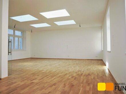 Traumsanierung: loftartige Wohnung im Hofhaus- Provision bezahlt die Vermieterin