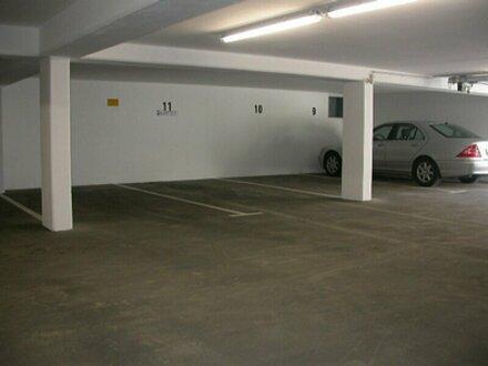 Zentraler Tiefgaragenplatz nähe Wifi