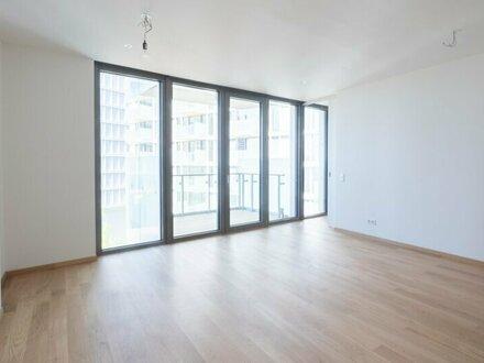 RESERVIERT!!!! EXKLUSIVER ERSTBEZUG - westseitige 2-Zimmer Wohnung mit Balkon im 6. Stock