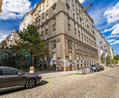 Lukrative Geschäftsräumlichkeit auf 711 m² in Mariahilf