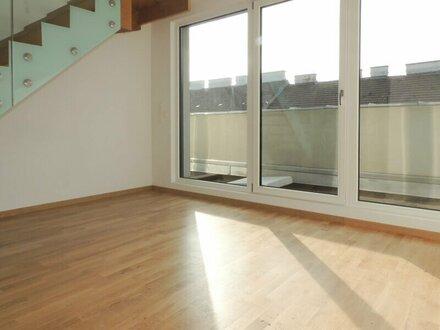 Moderne DG-Wohnung mit Terrasse!