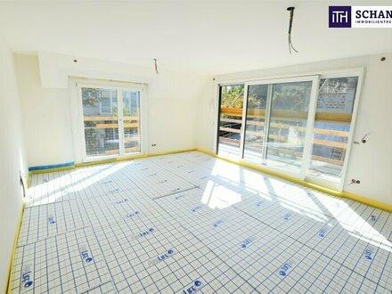 Exklusive 2-Zimmerwohnung mit kaum Schrägen im Dachgeschoß in absoluter Ruhelage mit gemütlichen Balkon!