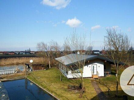 6.900 m² - Alleinlage - Wohnhaus - Wald - Quelle - Fischzucht.....