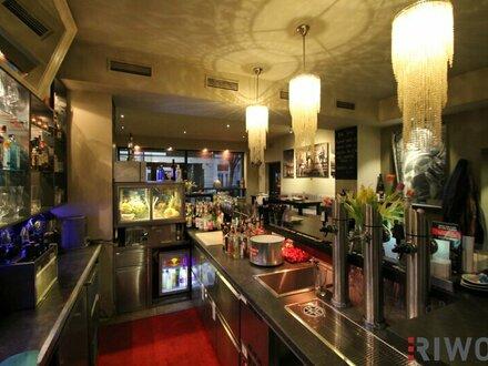 Cocktailbar in Badner Zentrum | An den Toren des Casino Baden
