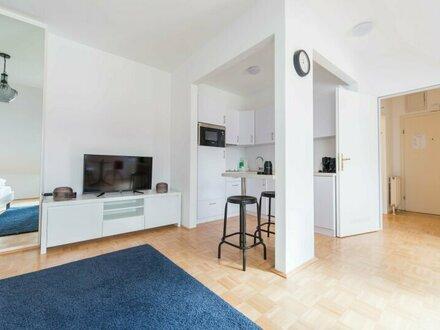 TOP Studio DG-Wohnung mitten in 1060 Wien zu vermieten!