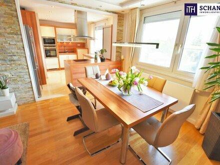 TOP sanierte Wohnung + Perfektes Raumkonzept + Ideale Infrastruktur + Wenige Minuten nach Wien + Tolles Preis-Leistungs-Verhältnis!