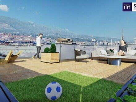ITH - IHRE NEUE WOHNUNG! PROVISIONSFREI! IDEALE ERSTBEZUGSWOHNUNGEN IN ANDRITZ! Eigengärten + Großzügige Terrassen!