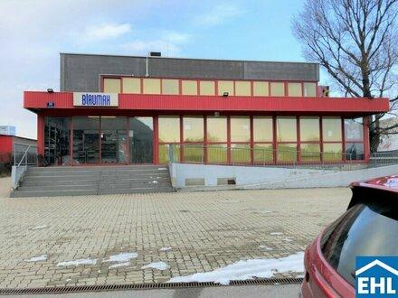 Freistehendes Betriebsobjekt in Klosterneuburg