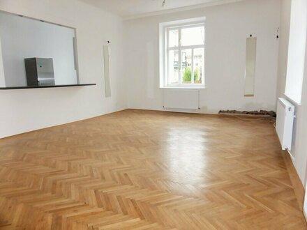Böcklinstraße: unbefristeter 133m² Altbau mit Einbauküche in Topzustand - 1020 Wien