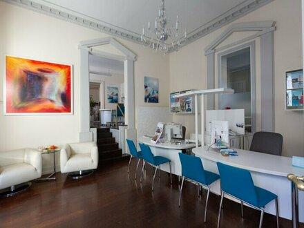 Stilvolles Geschäftslokal / Büro - Bestlage - Salzburg Riedenburg!!!