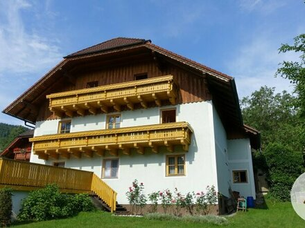 GELEGENHEIT ! Großzügiges Haus in sehr ruhiger idyllischer Lage mit Seeblick
