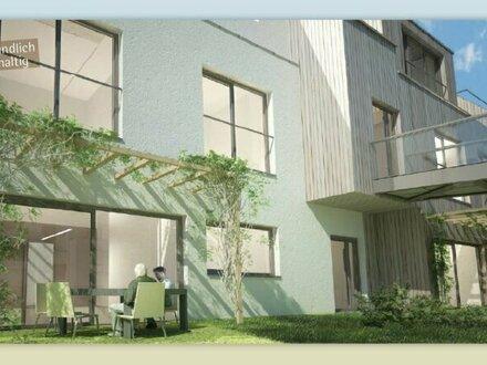 Wohn-Arbeits-Kombination: 4 Zimmer-Maisonette mit Terrasse, Nähe Baumgartner Casino-Park