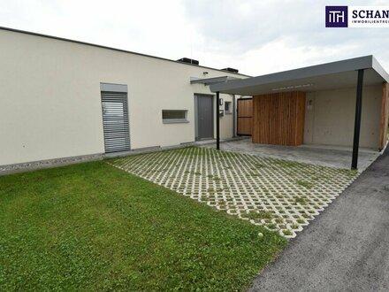 Am Lande leben und doch die Grazer Stadtnähe genießen - Terrassenhaus 124m² Wohnfläche - provisionsfrei mit Videorundga…
