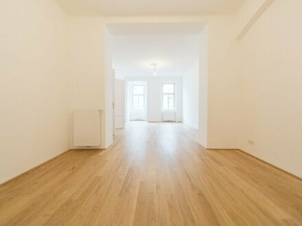 Generalsanierte, großzügige 2-Zimmer Wohnung UNBEFRISTET in 1080 Wien zu vermieten!