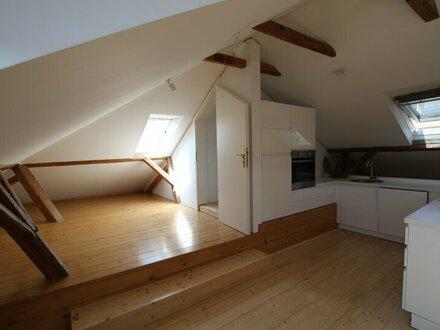 4 Zimmer Maisonettewohnung im Nonntal