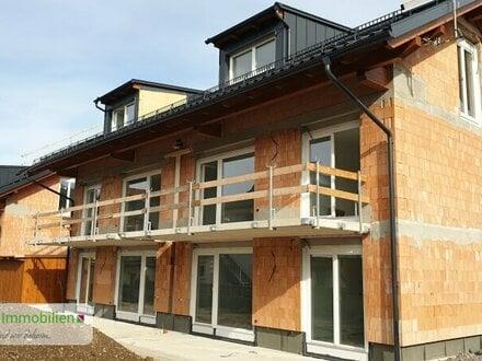 Wohntraum! Erstbezug: Top moderne 2-Zimmer-Wohnungen + Garten/Terrasse