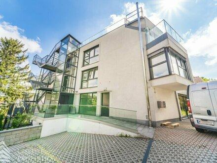 Exklusive 3-Zimmerwohnung mit Terrasse im 19. Bezirk