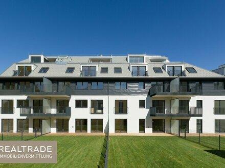 Exklusiver Dachterrassentraum in Top-Lage: ERSTBEZUG inkl. Garagenplatz