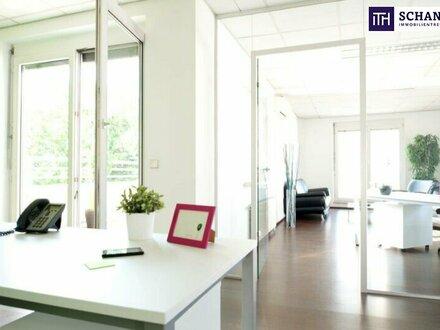 Modernes, serviciertes und ruhiges Büro mit 96,6 m² mit perfekter Verkehrsanbindung in 1110 Wien!