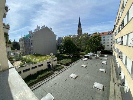 Nähe Alte Donau: hofseitige 2-Zimmerwohnung mit komplett neuer Küche (Montage: ca. 09/2020)- zu Verkaufen!
