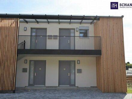 PROVISIONSFREI! Entzückende, helle Neubauwohnung mit Eigengärtchen - modernem Badezimmer - herrliche Terrasse - Nähe Graz!