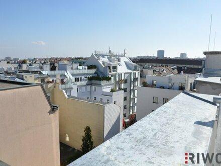 Hier geht´s nach oben | 3-4 Zimmer Wohnung mit großzügiger Dachterrasse | belagsfertig