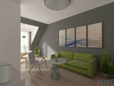 Topmoderne Dachgeschoßwohnung - 2 Terrassen